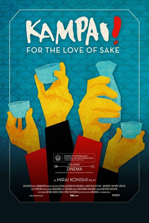 Kampai! For the Love of Sake Poster