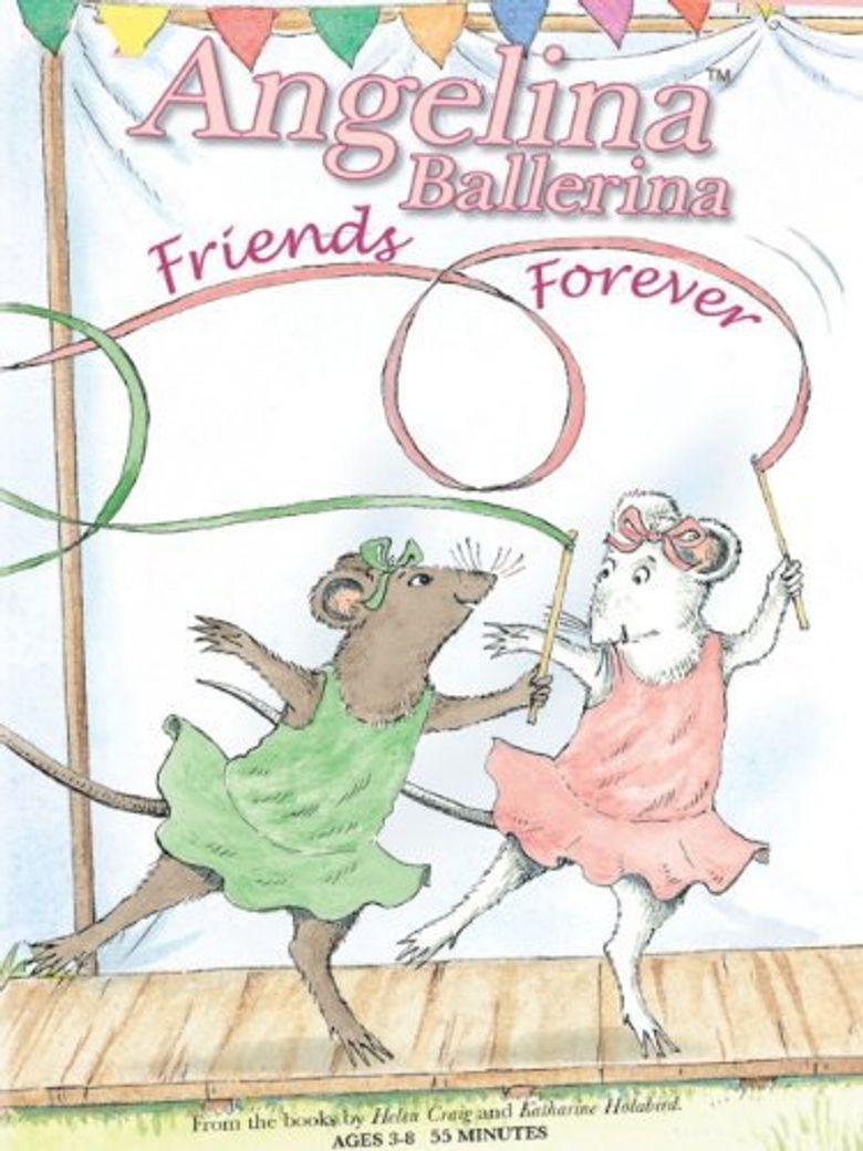 Angelina Ballerina - Friends Forever Poster