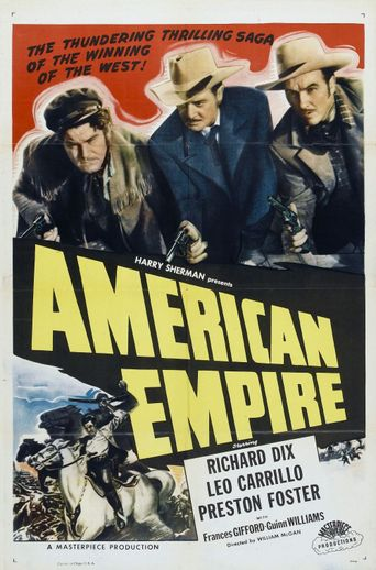 Watch American Empire