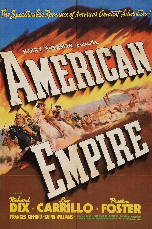 American Empire Poster
