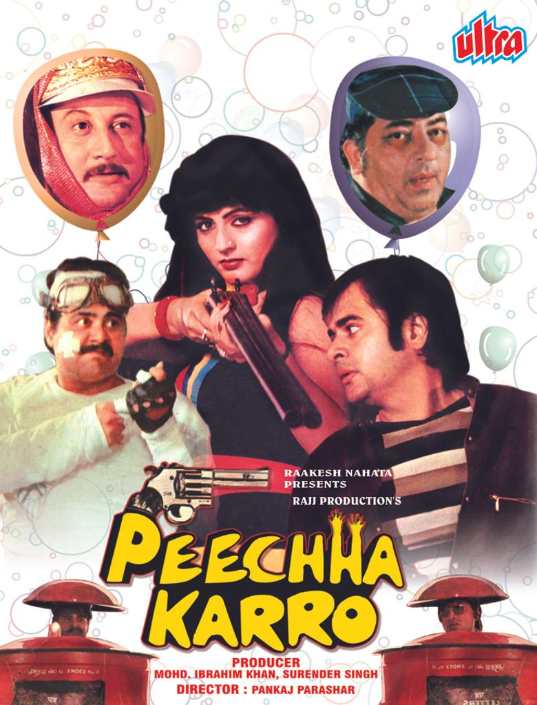 Peechha Karro Poster