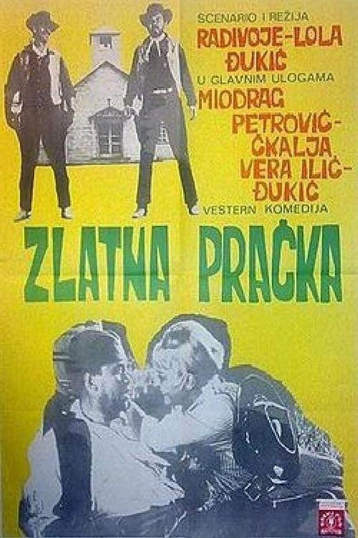 Golden Slingshot Poster