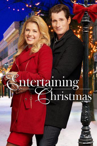 Entertaining Christmas Poster
