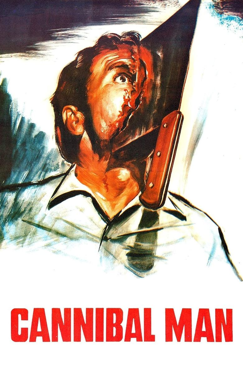 The Cannibal Man Poster
