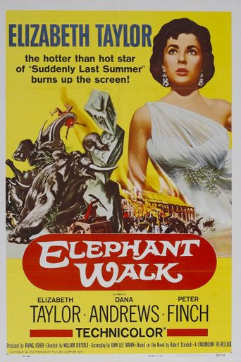 Watch Elephant Walk