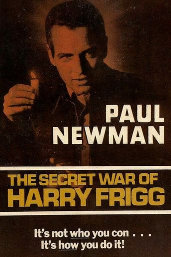 The Secret War of Harry Frigg Poster