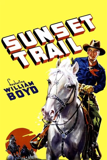 Sunset Trail Poster