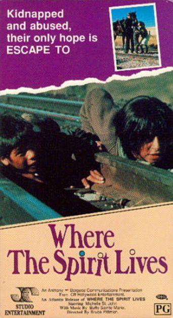Where the Spirit Lives Poster