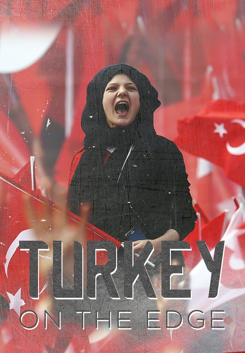 Turkey on the Edge Poster