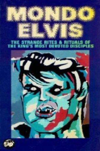Mondo Elvis Poster