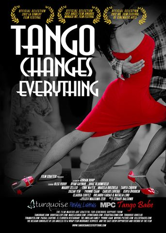 Tango Changes Everything Poster