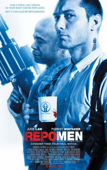 Watch Repo Men