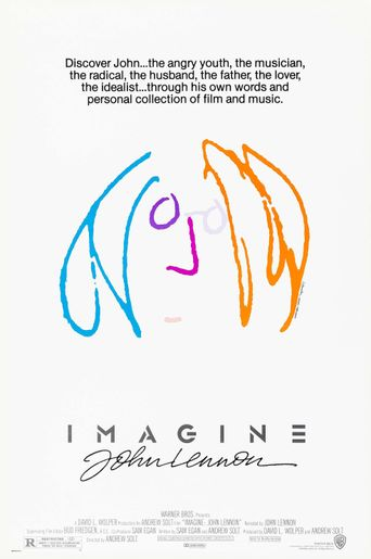 Imagine : John Lennon Poster