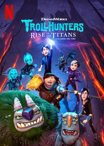 Trollhunters: Rise of the Titans Poster