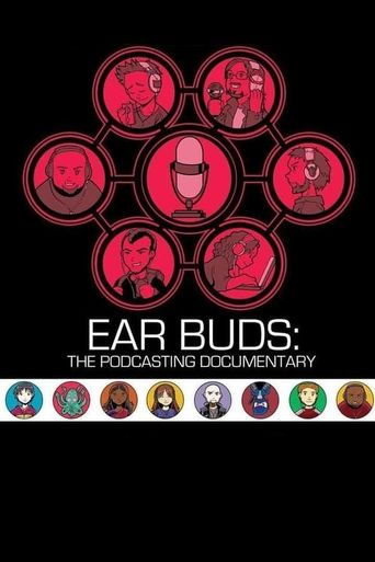Ear Buds: The Podcasting Documentary Poster