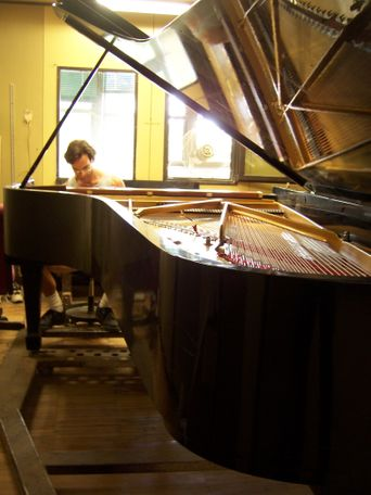 Note by Note: The Making of Steinway L1037 Poster