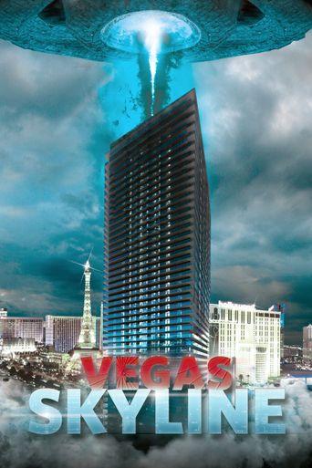 Vegas Skyline Poster