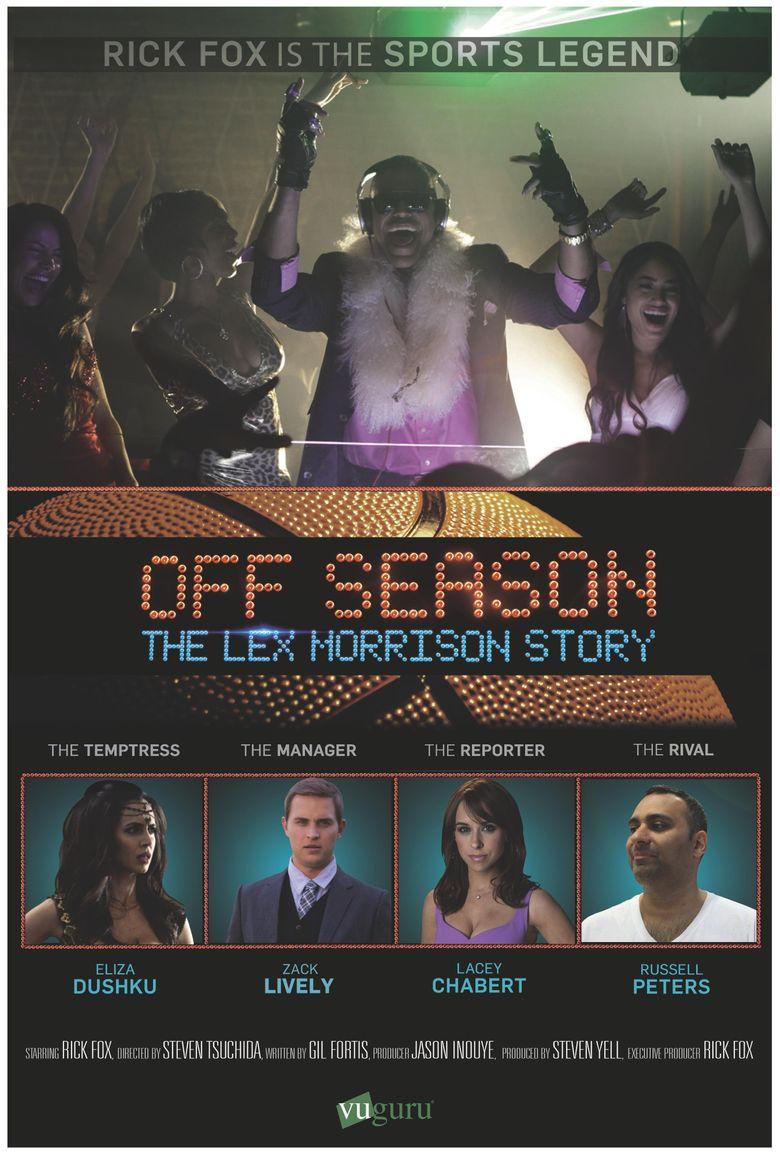 Off Season: The Lex Morrison Story Poster
