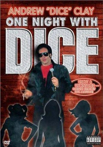 Andrew Dice Clay: One Night with Dice Poster