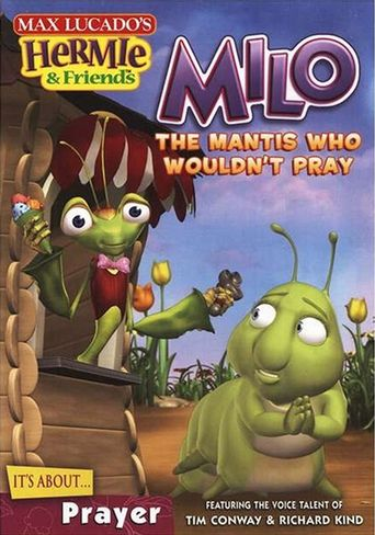 Hermie & Friends: Milo the Mantis Who Wouldn't Pray Poster