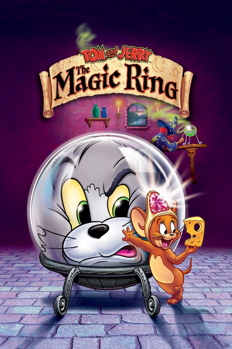 Tom and Jerry: The Magic Ring Poster