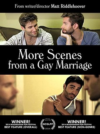 The Making of 'More Scenes from a Gay Marriage' Poster