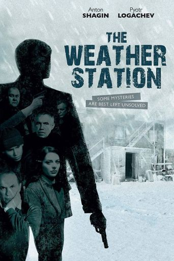 The Weather Station Poster