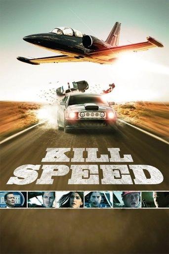 Kill Speed Poster