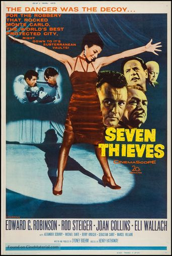 Watch Seven Thieves