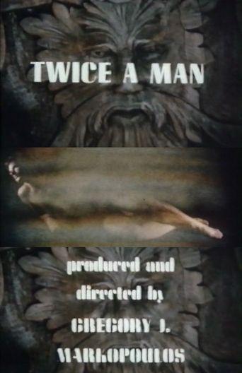 Twice a Man Poster