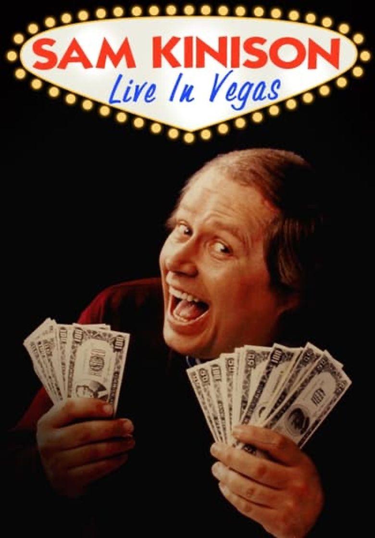 Sam Kinison: Live in Vegas Poster