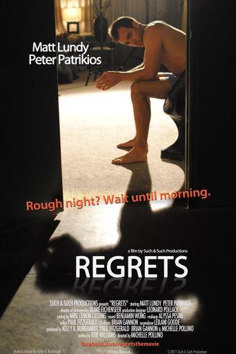 Regrets Poster