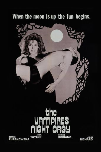 Watch The Vampires' Night Orgy