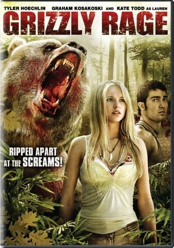 Grizzly Rage Poster