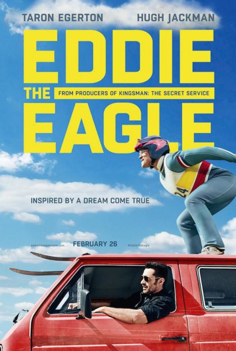 Watch Eddie the Eagle