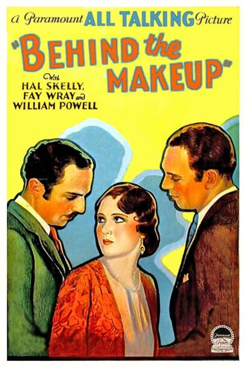 Behind the Make-Up Poster