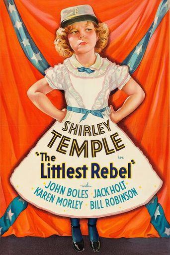 The Littlest Rebel Poster