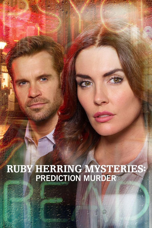 Ruby Herring Mysteries: Prediction Murder Poster