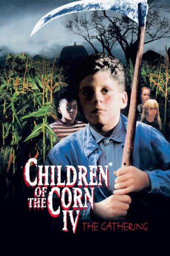 Children of the Corn IV: The Gathering Poster