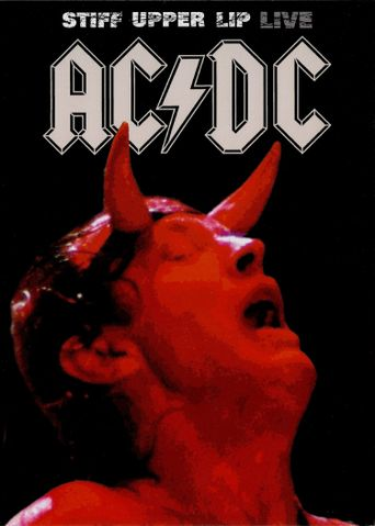 AC/DC: Stiff Upper Lip Live Poster