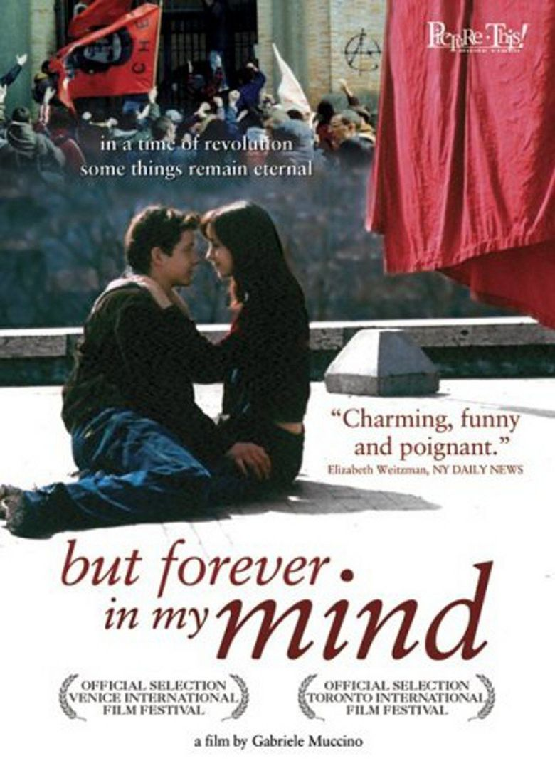 But Forever in My Mind Poster