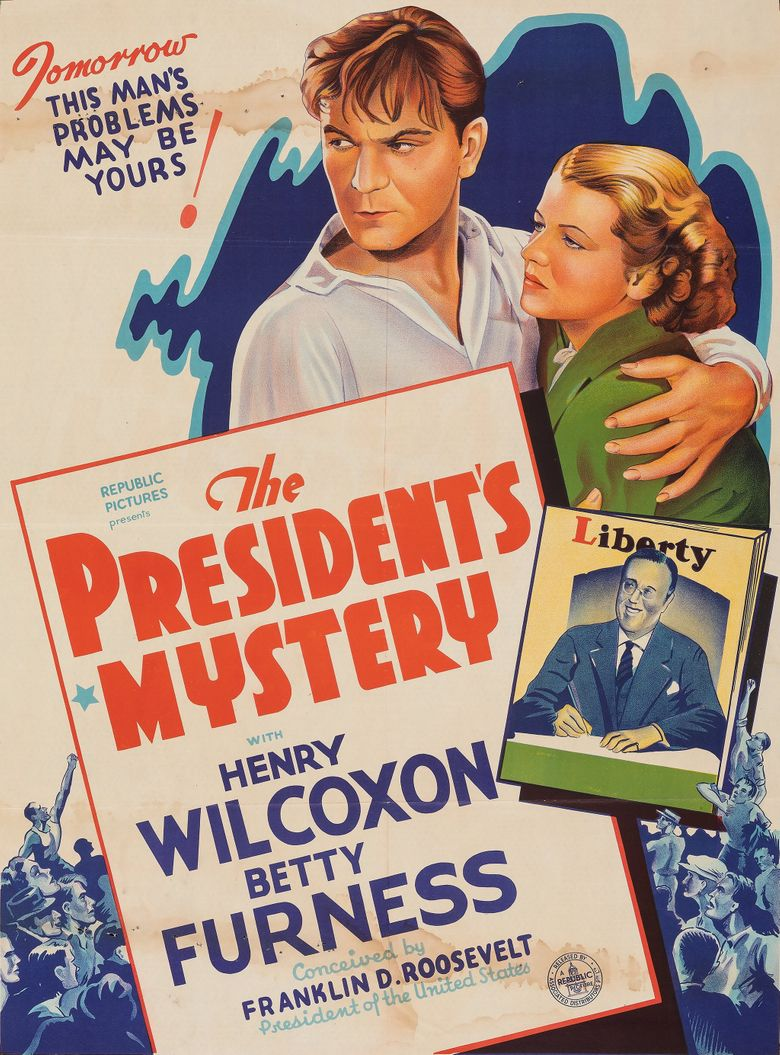 The President's Mystery Poster