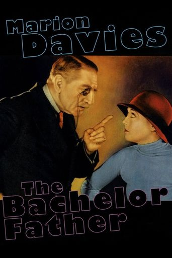 The Bachelor Father Poster