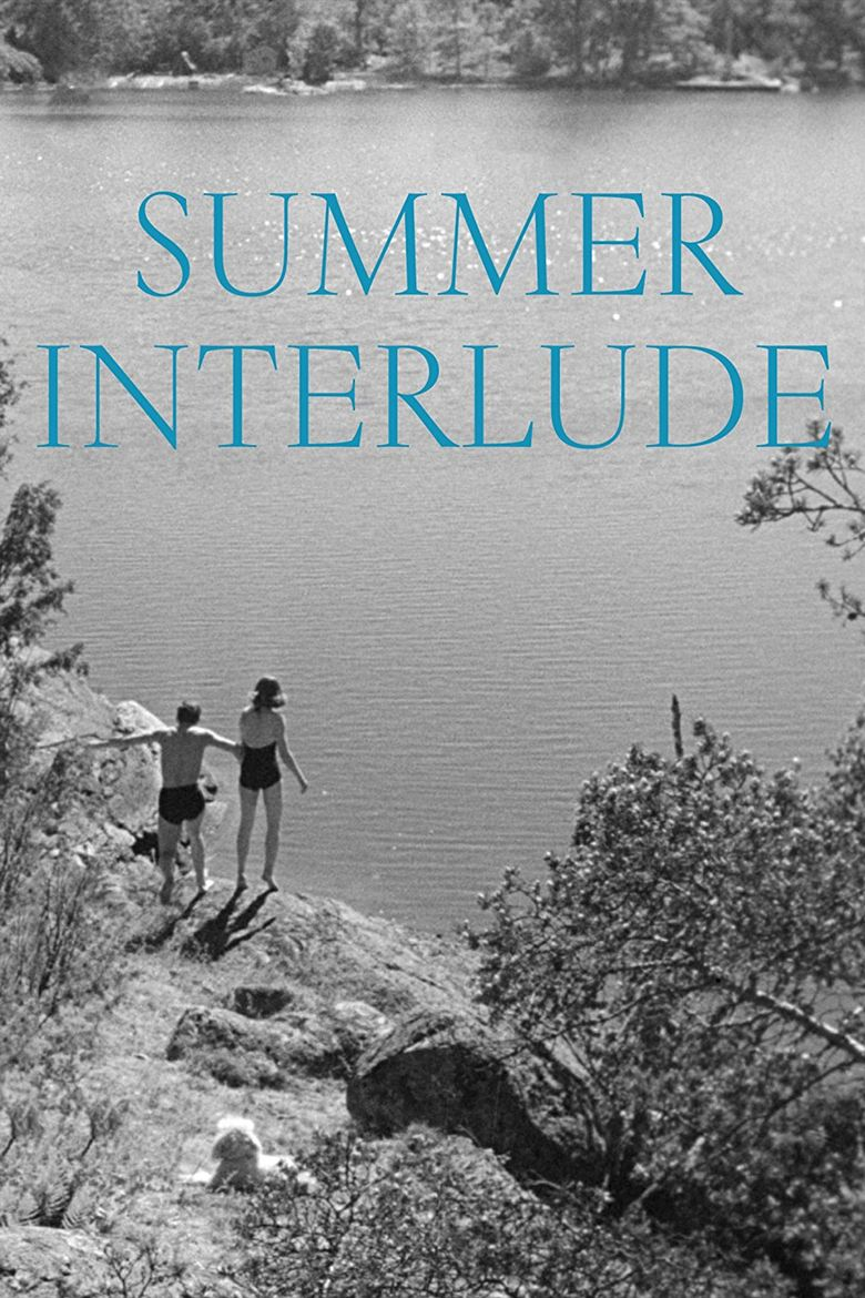 Summer Interlude Poster