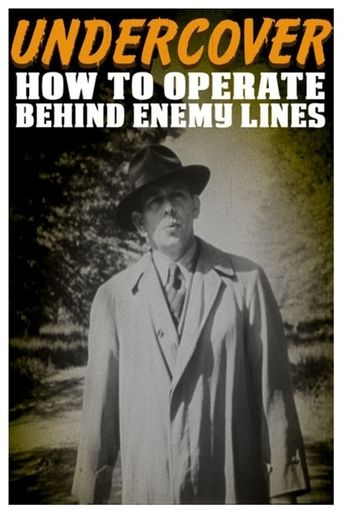 How to Operate Behind Enemy Lines Poster
