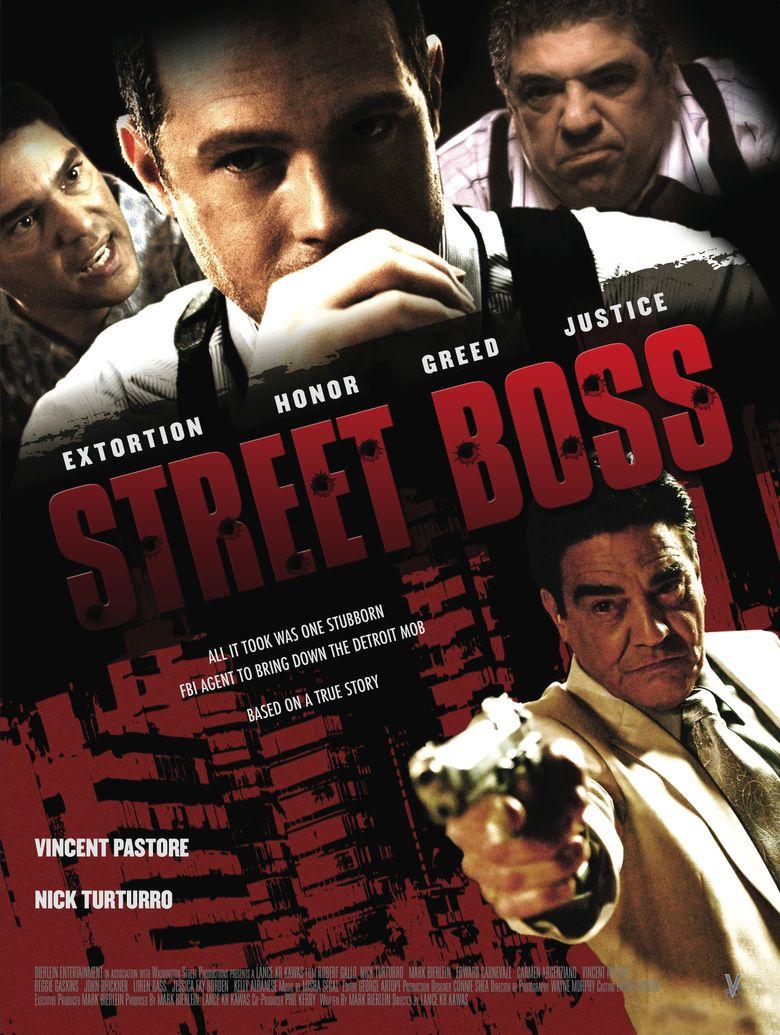 Street Boss Poster