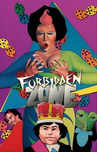 Watch Forbidden Zone