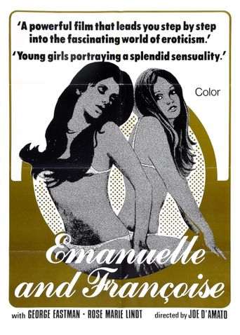 Emmanuelle's Revenge Poster