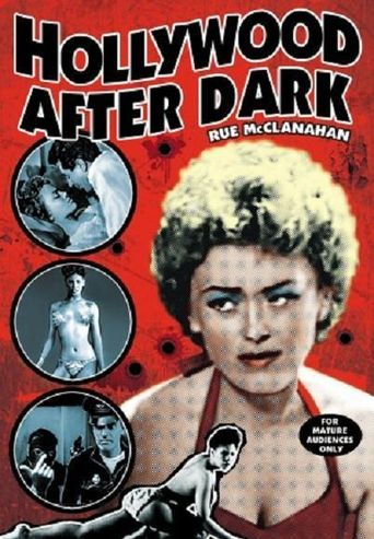 Hollywood After Dark Poster