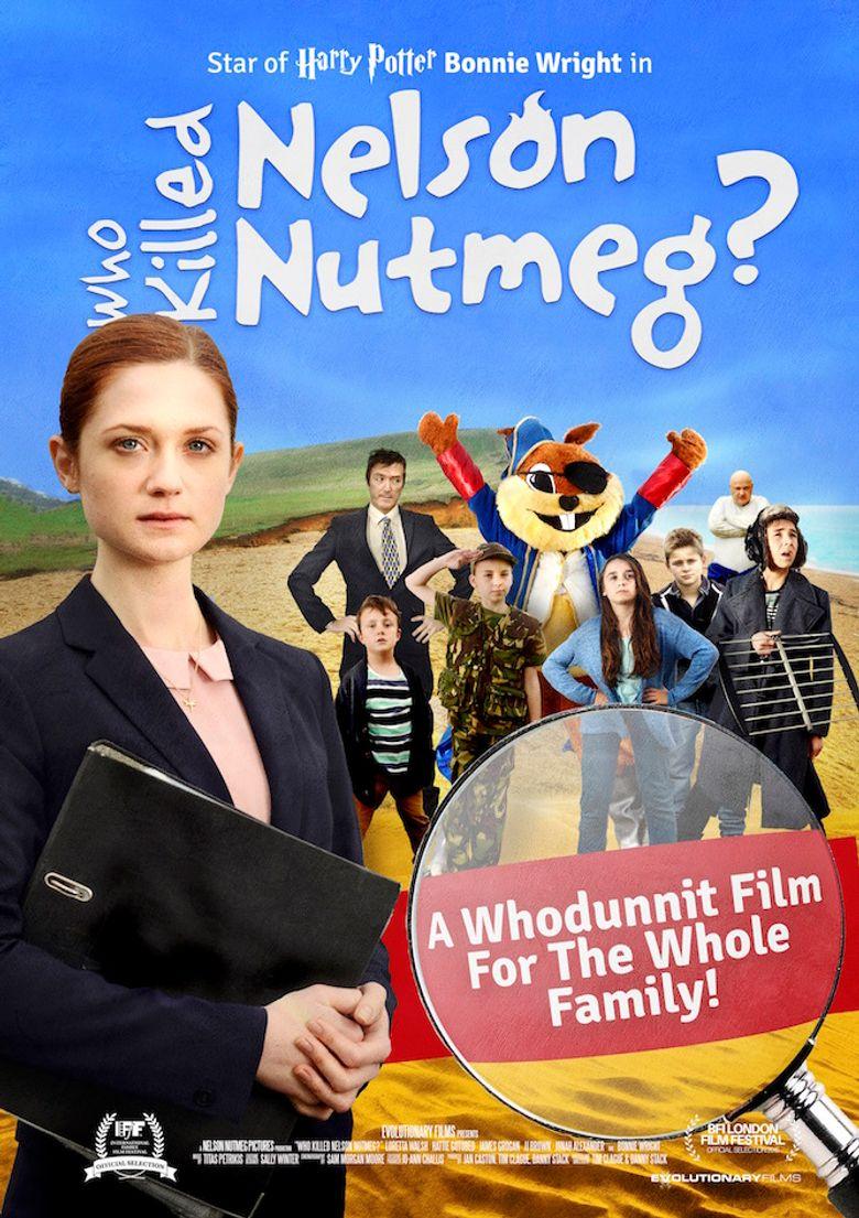 Who Killed Nelson Nutmeg? Poster